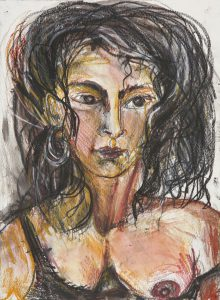 Self-Portrait #9
